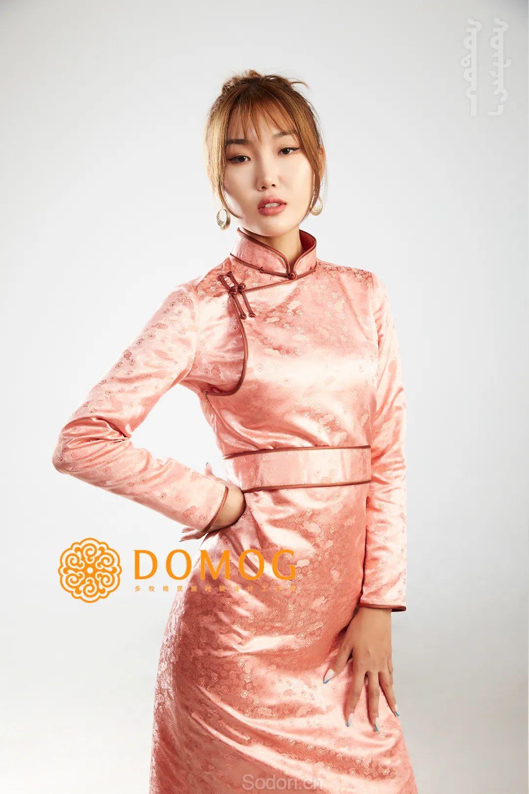 DOMOG 蒙古时装2020新款,民族与时尚的融合 第20张 DOMOG 蒙古时装2020新款,民族与时尚的融合 蒙古服饰
