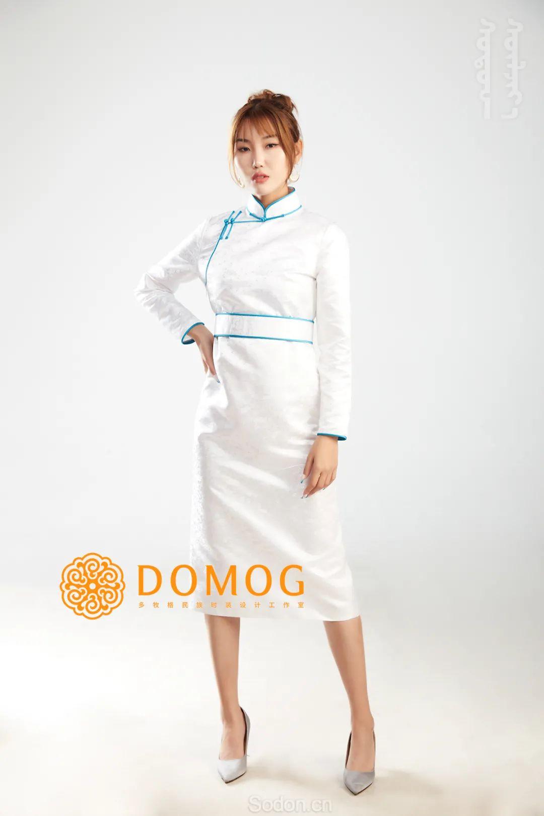 DOMOG 蒙古时装2020新款,民族与时尚的融合 第22张 DOMOG 蒙古时装2020新款,民族与时尚的融合 蒙古服饰