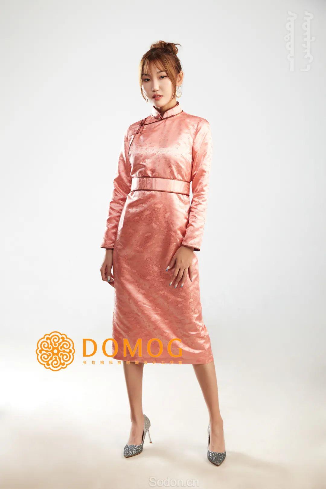 DOMOG 蒙古时装2020新款,民族与时尚的融合 第21张 DOMOG 蒙古时装2020新款,民族与时尚的融合 蒙古服饰