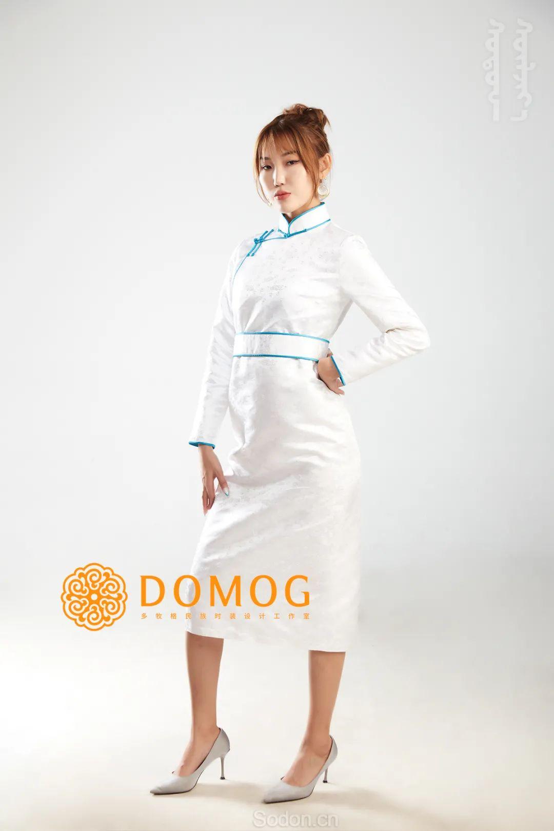 DOMOG 蒙古时装2020新款,民族与时尚的融合 第23张 DOMOG 蒙古时装2020新款,民族与时尚的融合 蒙古服饰