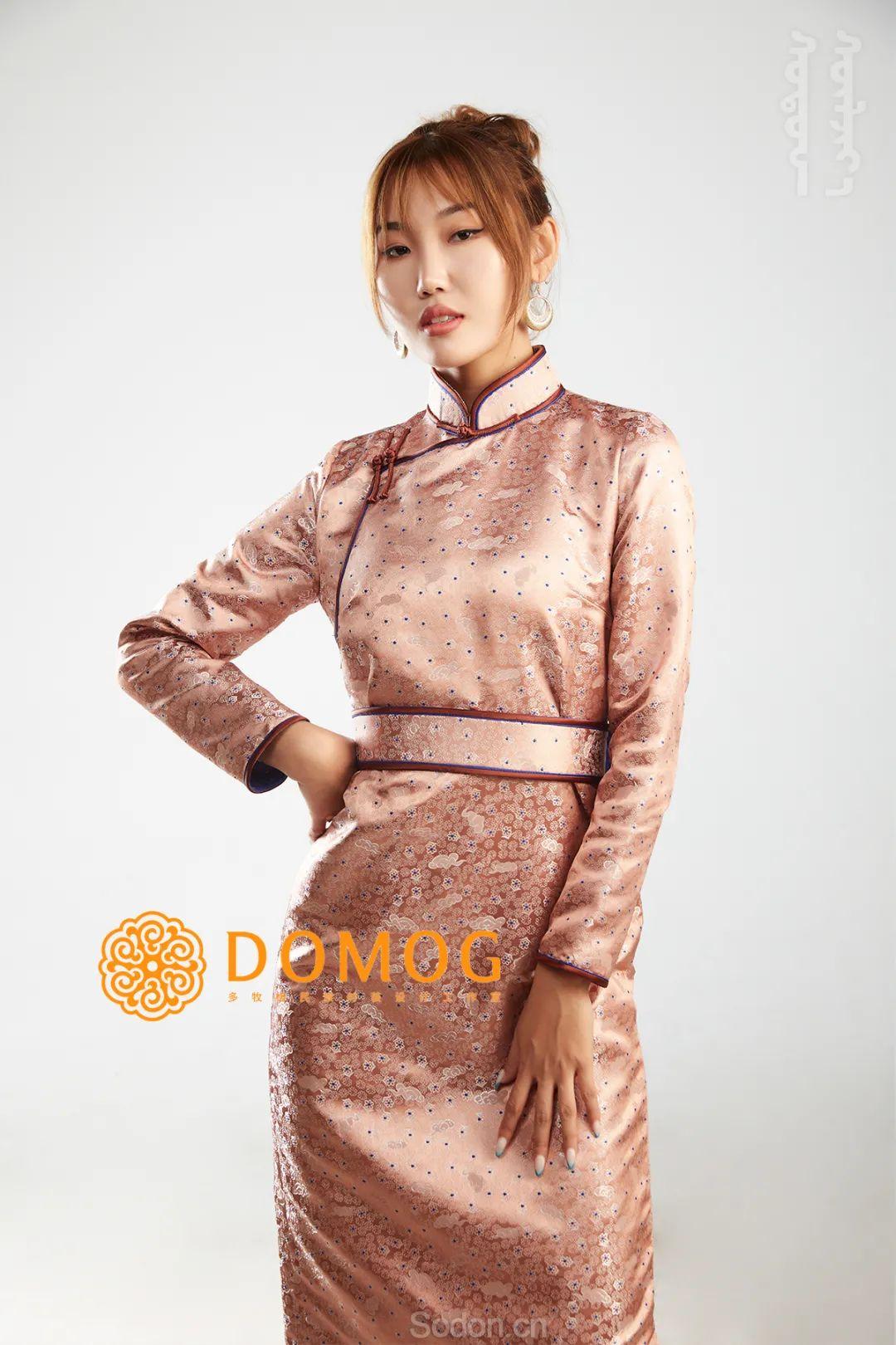 DOMOG 蒙古时装2020新款,民族与时尚的融合 第27张 DOMOG 蒙古时装2020新款,民族与时尚的融合 蒙古服饰