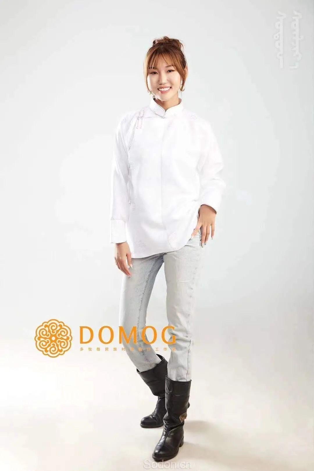 DOMOG 蒙古时装2020新款,民族与时尚的融合 第32张 DOMOG 蒙古时装2020新款,民族与时尚的融合 蒙古服饰