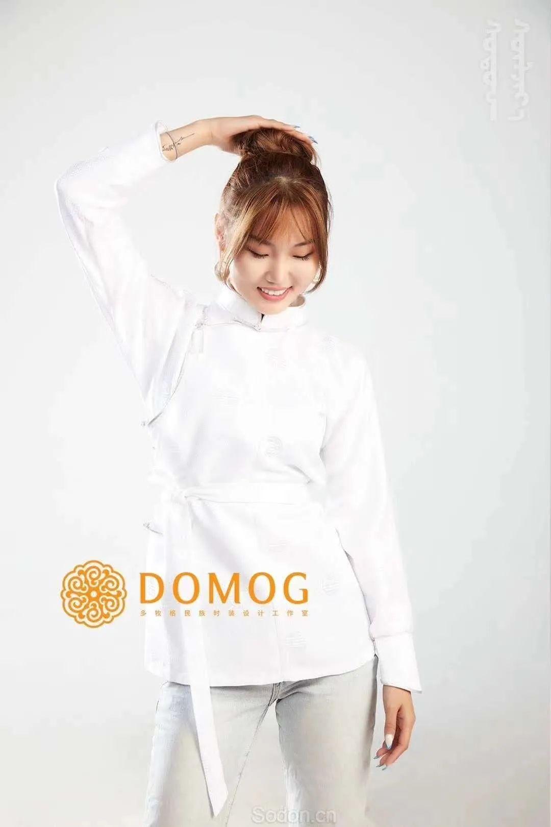 DOMOG 蒙古时装2020新款,民族与时尚的融合 第31张 DOMOG 蒙古时装2020新款,民族与时尚的融合 蒙古服饰