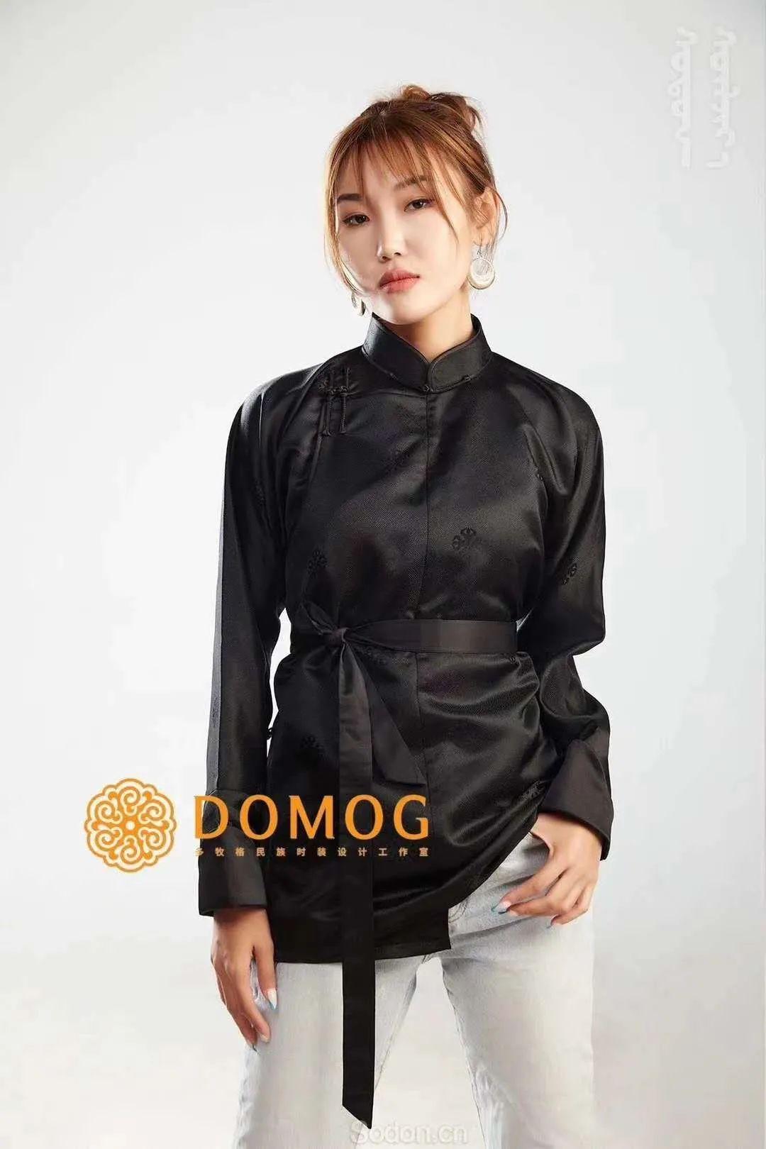 DOMOG 蒙古时装2020新款,民族与时尚的融合 第42张 DOMOG 蒙古时装2020新款,民族与时尚的融合 蒙古服饰