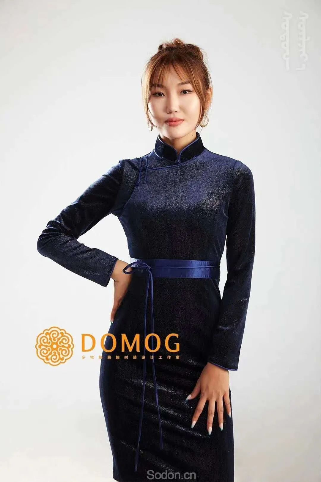DOMOG 蒙古时装2020新款,民族与时尚的融合 第44张 DOMOG 蒙古时装2020新款,民族与时尚的融合 蒙古服饰