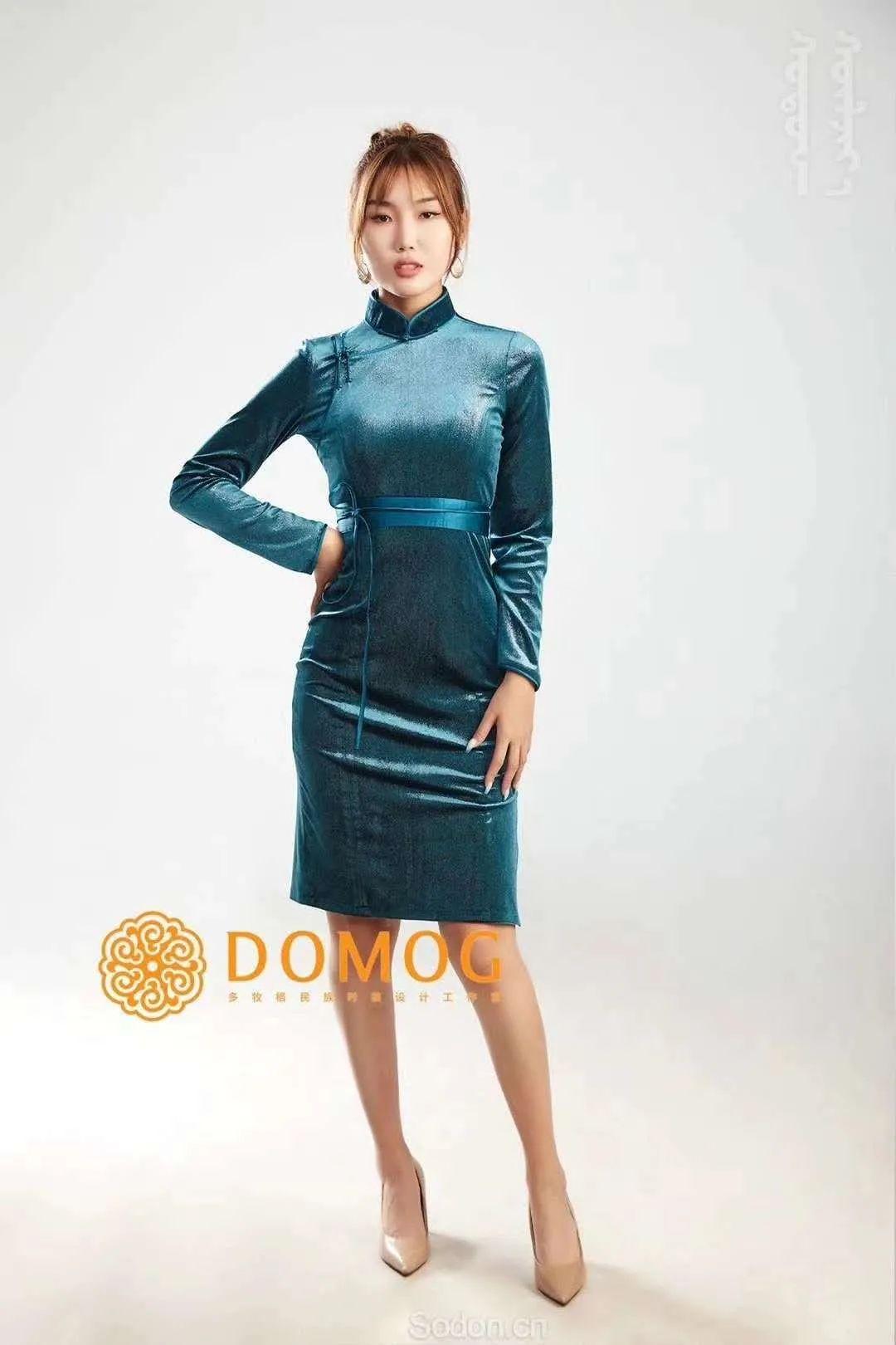 DOMOG 蒙古时装2020新款,民族与时尚的融合 第49张 DOMOG 蒙古时装2020新款,民族与时尚的融合 蒙古服饰