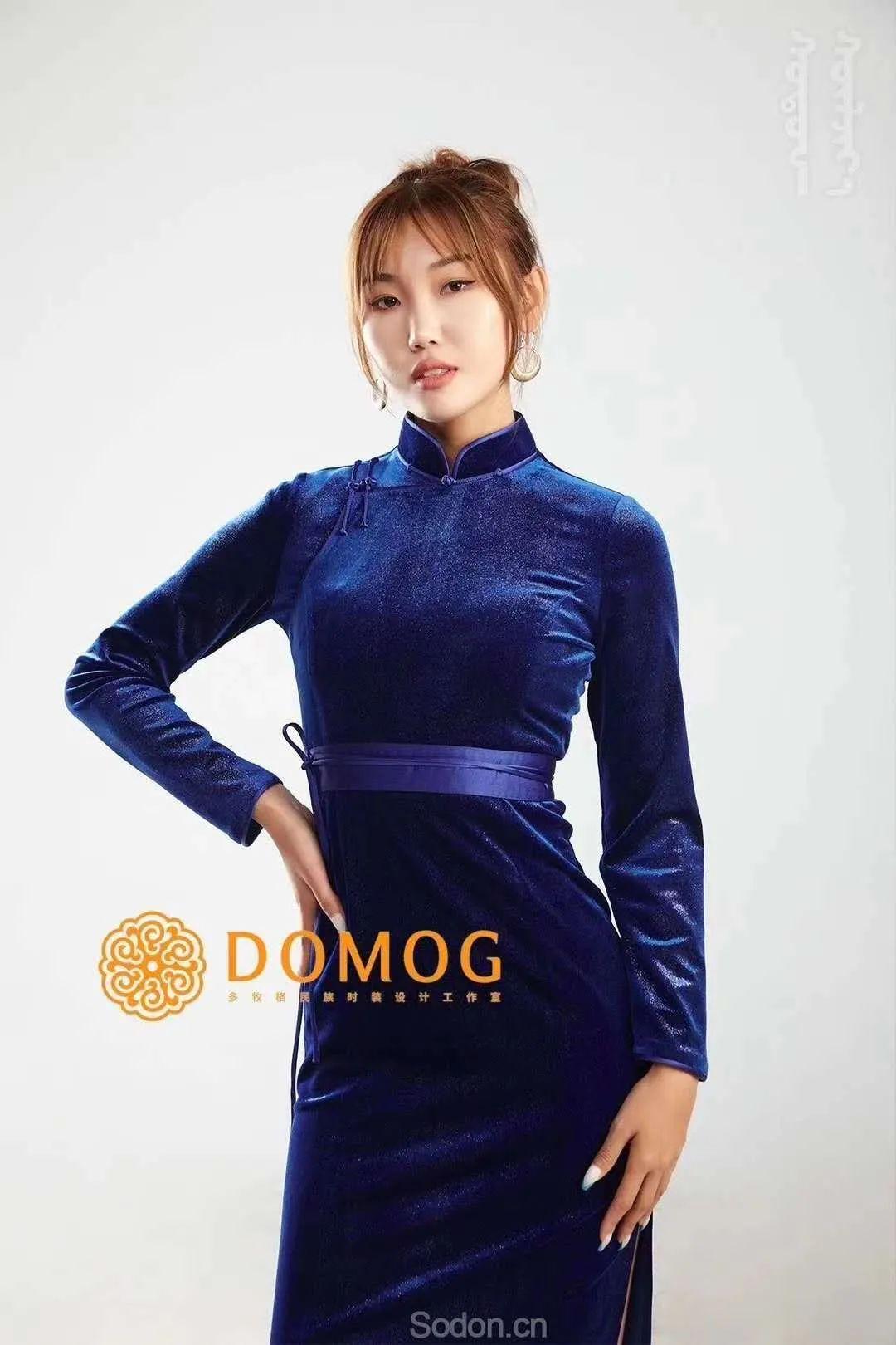 DOMOG 蒙古时装2020新款,民族与时尚的融合 第51张 DOMOG 蒙古时装2020新款,民族与时尚的融合 蒙古服饰