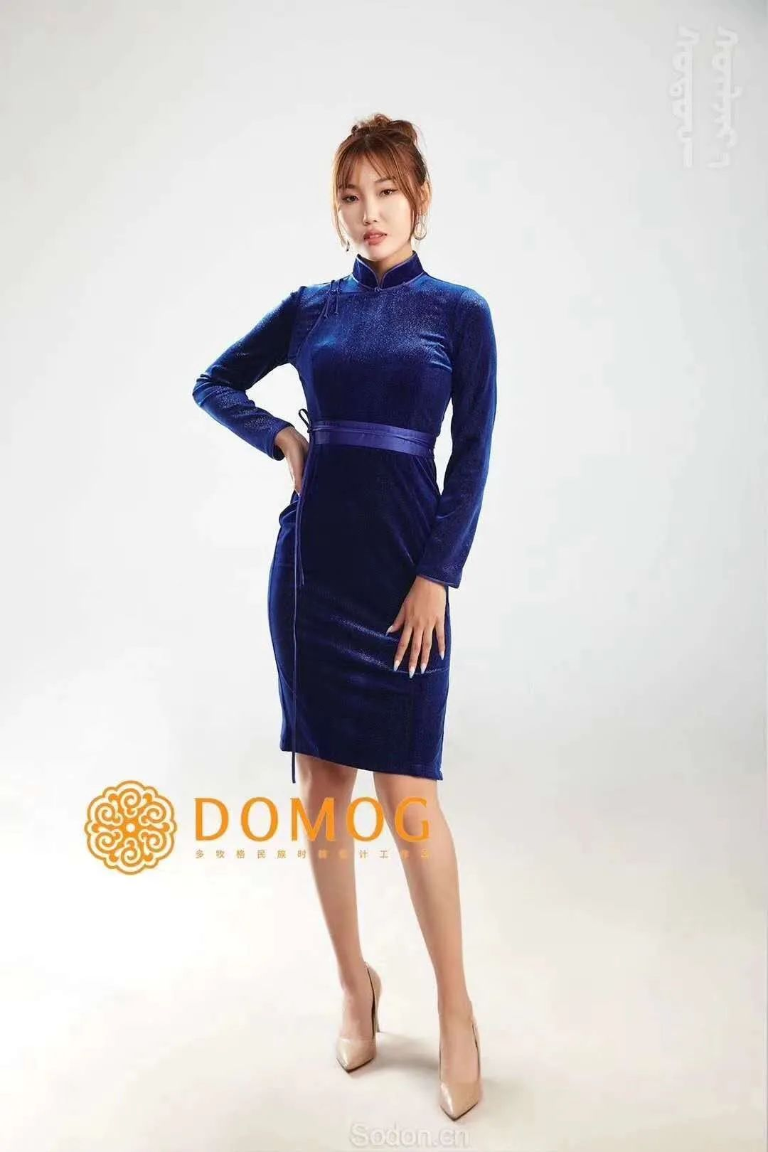 DOMOG 蒙古时装2020新款,民族与时尚的融合 第52张 DOMOG 蒙古时装2020新款,民族与时尚的融合 蒙古服饰