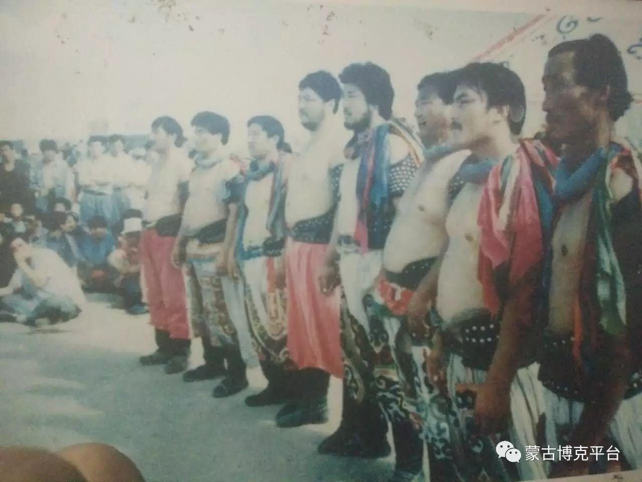 蒙古博克-老前辈们(图片) 第3张 蒙古博克-老前辈们(图片) 蒙古文化