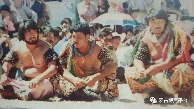 蒙古博克-老前辈们(图片) 第1张 蒙古博克-老前辈们(图片) 蒙古文化