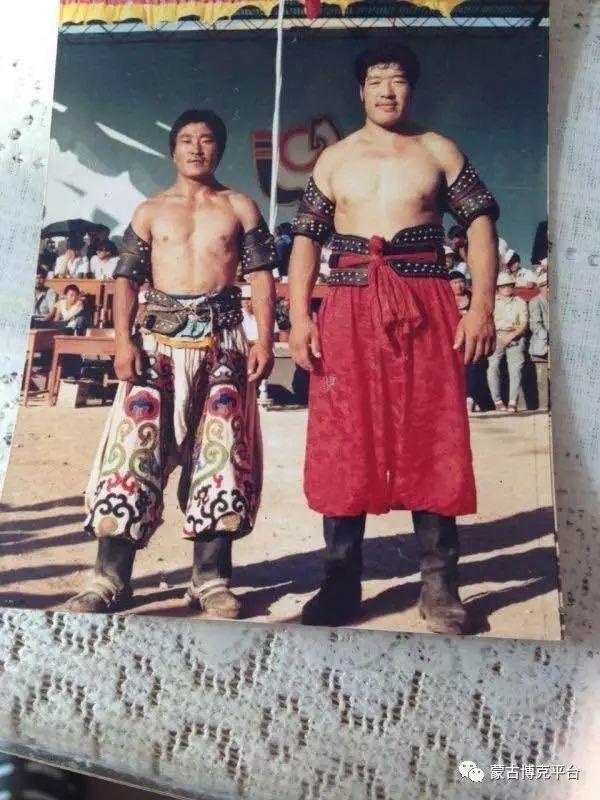 蒙古博克-老前辈们(图片) 第5张 蒙古博克-老前辈们(图片) 蒙古文化