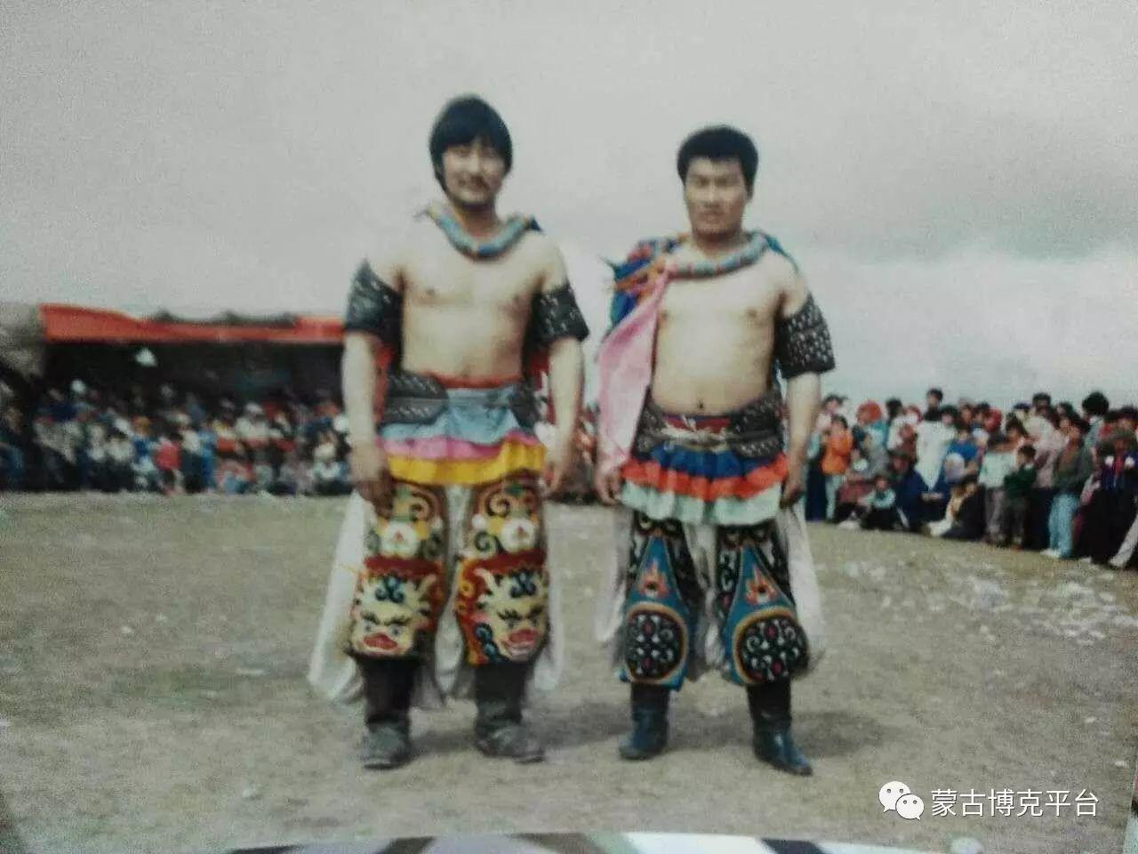 蒙古博克-老前辈们(图片) 第4张 蒙古博克-老前辈们(图片) 蒙古文化