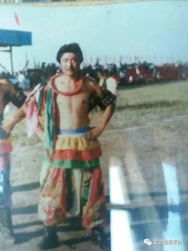 蒙古博克-老前辈们(图片) 第9张 蒙古博克-老前辈们(图片) 蒙古文化