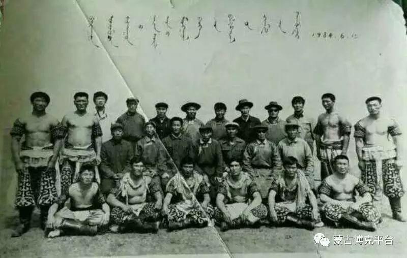 蒙古博克-老前辈们(图片) 第11张 蒙古博克-老前辈们(图片) 蒙古文化