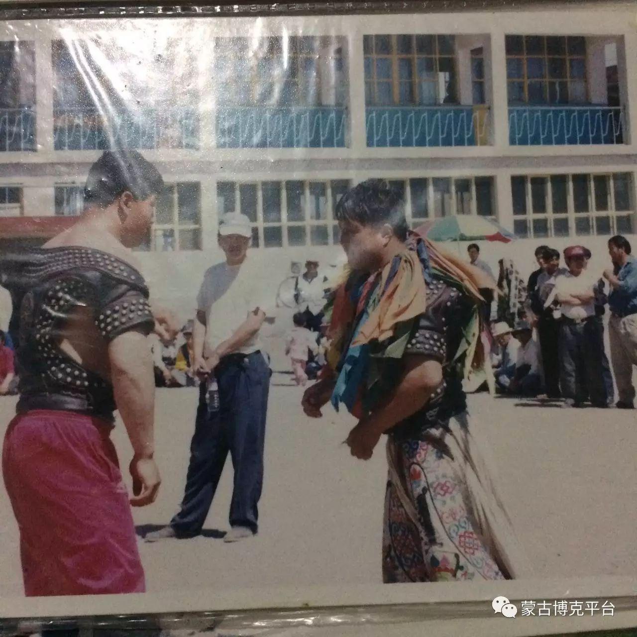 蒙古博克-老前辈们(图片) 第14张 蒙古博克-老前辈们(图片) 蒙古文化