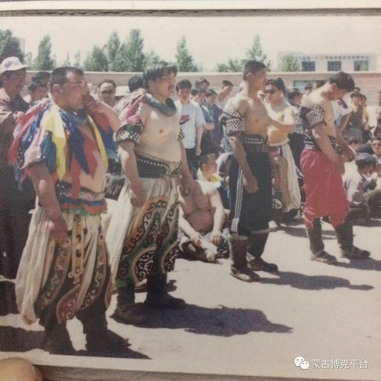 蒙古博克-老前辈们(图片) 第15张 蒙古博克-老前辈们(图片) 蒙古文化