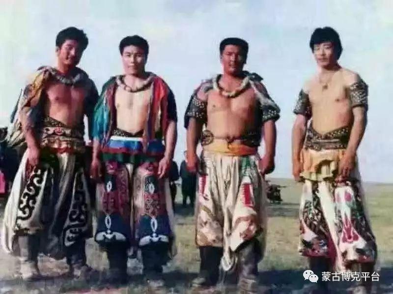 蒙古博克-老前辈们(图片) 第16张 蒙古博克-老前辈们(图片) 蒙古文化