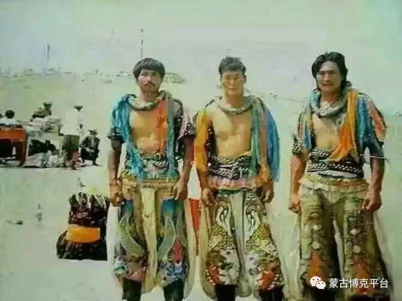 蒙古博克-老前辈们(图片) 第23张 蒙古博克-老前辈们(图片) 蒙古文化