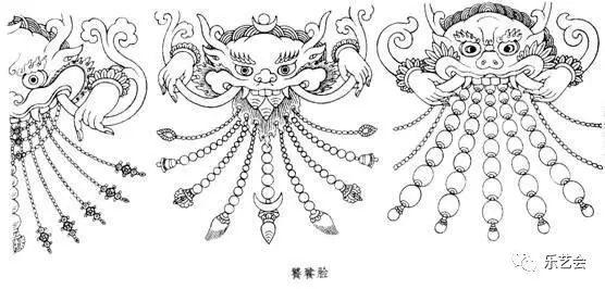 草原瑰宝刀剑:蒙古族图海中的藏传佛教元素 第21张 草原瑰宝刀剑:蒙古族图海中的藏传佛教元素 蒙古工艺