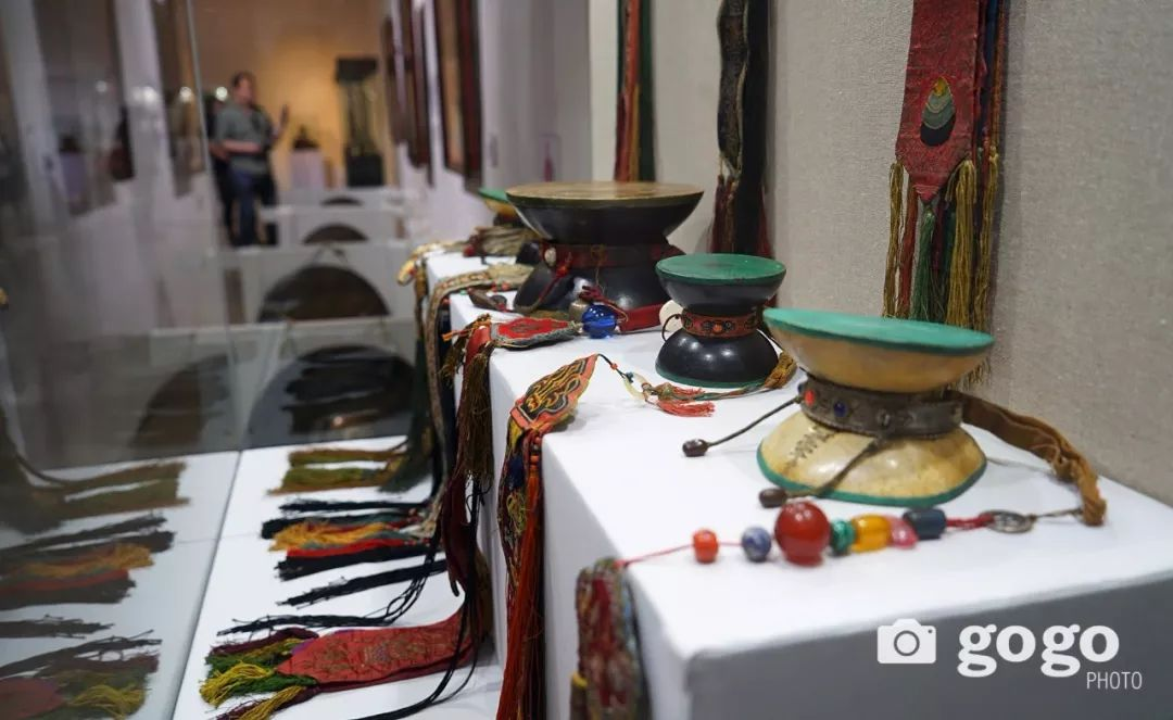 蒙古国古乐器展览,这些乐器你都见过吗?
