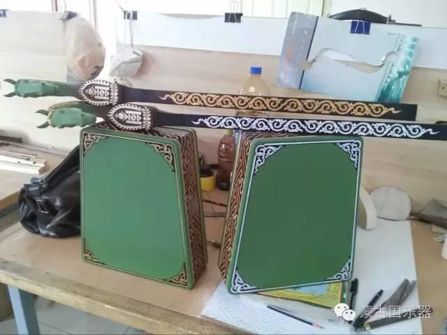蒙古国乐器 第5张 蒙古国乐器 蒙古工艺