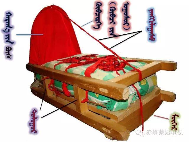 蒙古族关于摇篮的习俗 第7张 蒙古族关于摇篮的习俗 蒙古文库