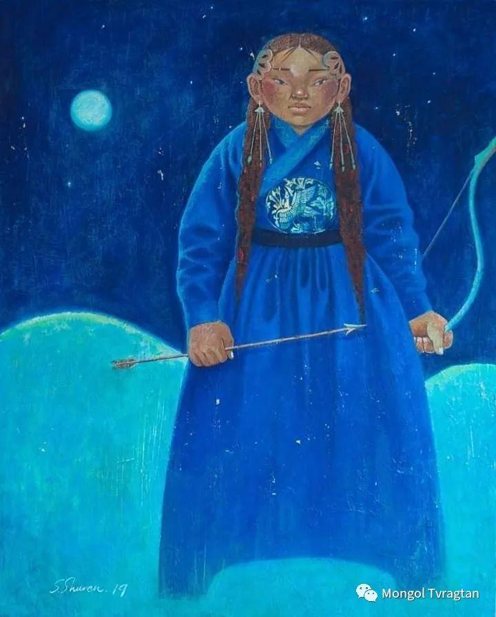 希仁其木格插图ᠤᠷᠠᠨ ᠵᠢᠷᠤᠭ- ᠱᠢᠷᠦᠨᠴᠡᠴᠡᠭ 第10张 希仁其木格插图ᠤᠷᠠᠨ ᠵᠢᠷᠤᠭ- ᠱᠢᠷᠦᠨᠴᠡᠴᠡᠭ 蒙古画廊