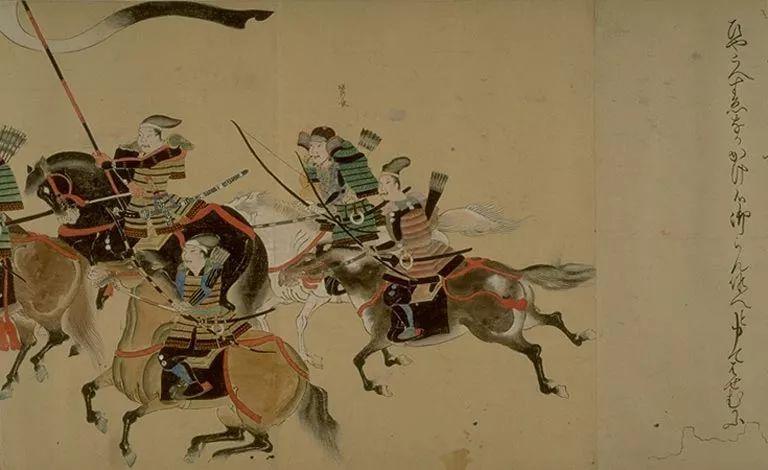 日本传世名画《蒙古袭来绘词》 第10张 日本传世名画《蒙古袭来绘词》 蒙古文化