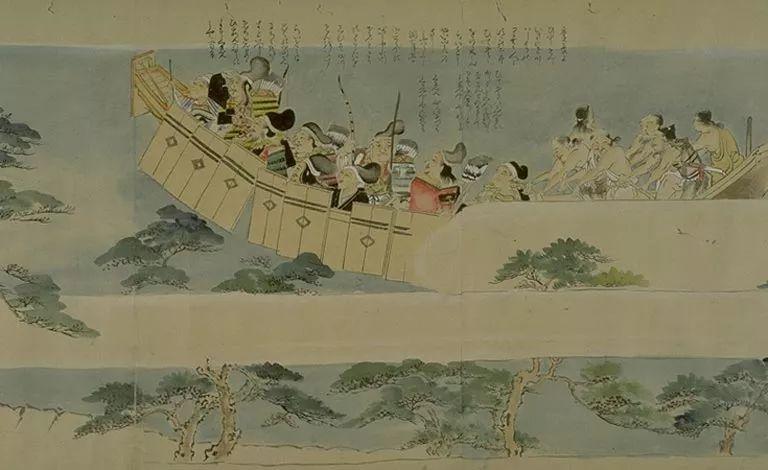 日本传世名画《蒙古袭来绘词》 第15张 日本传世名画《蒙古袭来绘词》 蒙古文化