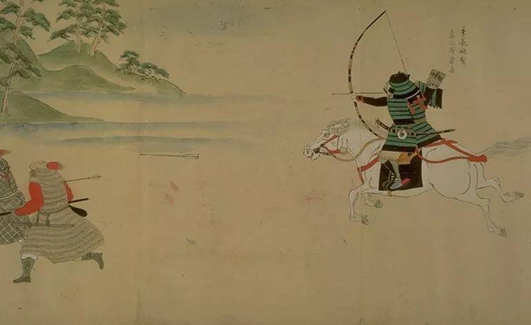 日本传世名画《蒙古袭来绘词》 第16张 日本传世名画《蒙古袭来绘词》 蒙古文化