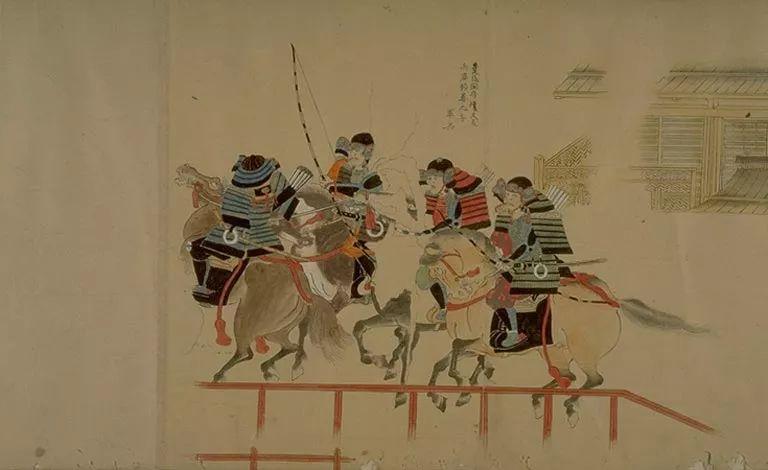 日本传世名画《蒙古袭来绘词》 第21张 日本传世名画《蒙古袭来绘词》 蒙古文化