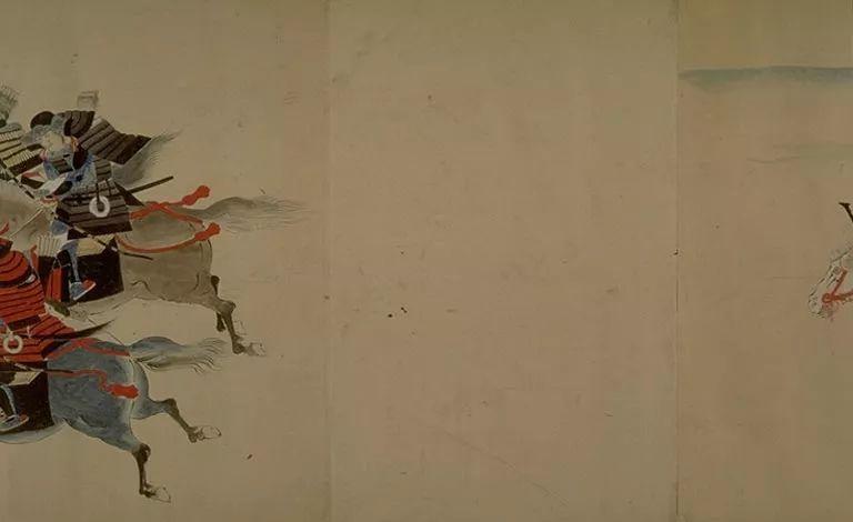 日本传世名画《蒙古袭来绘词》 第31张 日本传世名画《蒙古袭来绘词》 蒙古文化