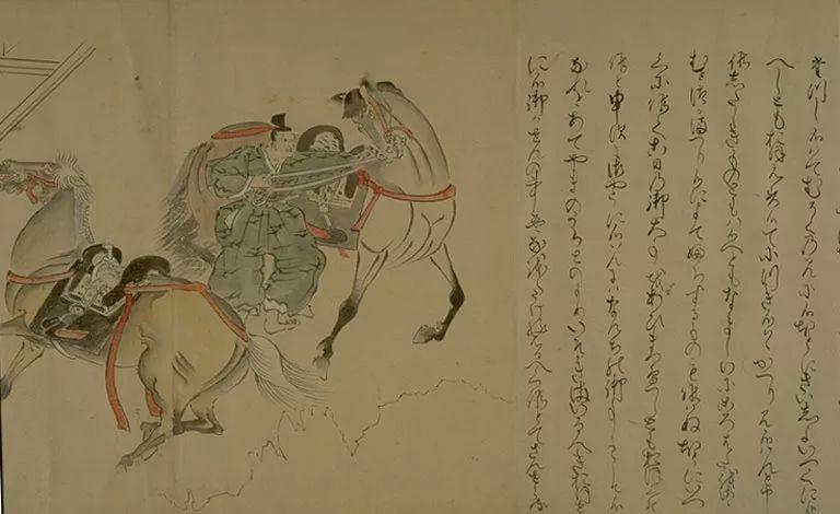 日本传世名画《蒙古袭来绘词》 第33张 日本传世名画《蒙古袭来绘词》 蒙古文化