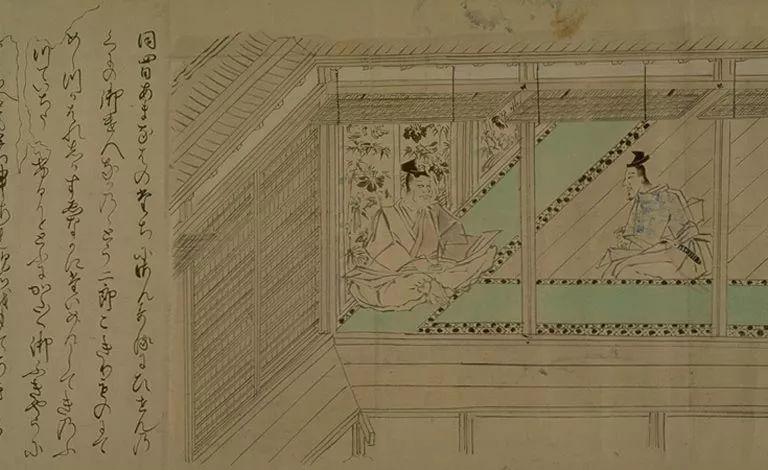 日本传世名画《蒙古袭来绘词》 第37张 日本传世名画《蒙古袭来绘词》 蒙古文化