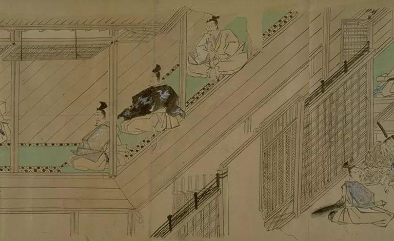日本传世名画《蒙古袭来绘词》 第36张 日本传世名画《蒙古袭来绘词》 蒙古文化