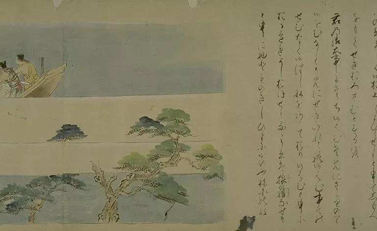 日本传世名画《蒙古袭来绘词》 第39张 日本传世名画《蒙古袭来绘词》 蒙古文化