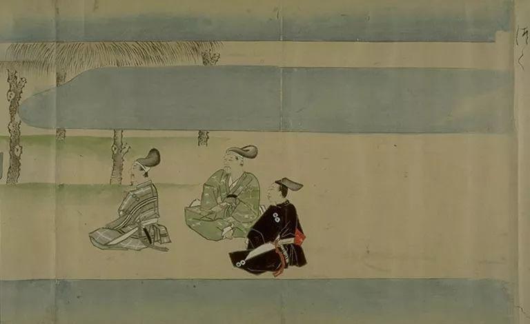 日本传世名画《蒙古袭来绘词》 第46张 日本传世名画《蒙古袭来绘词》 蒙古文化