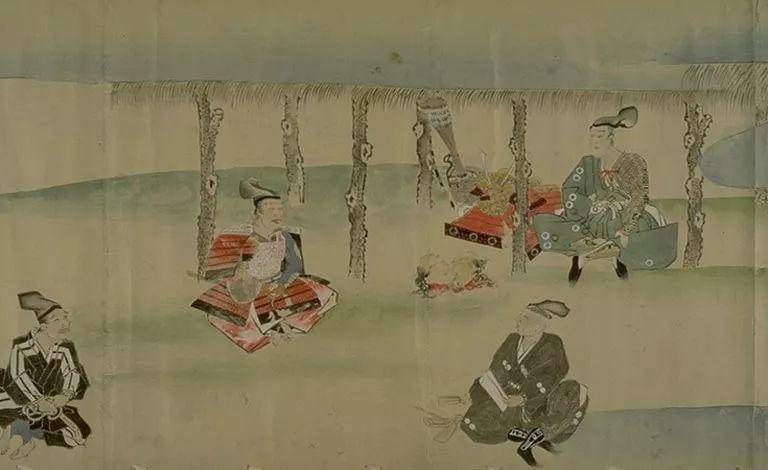 日本传世名画《蒙古袭来绘词》 第47张 日本传世名画《蒙古袭来绘词》 蒙古文化