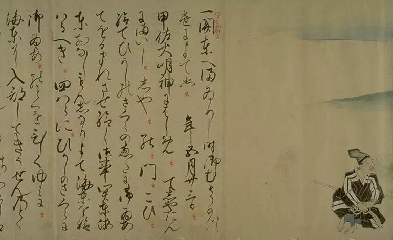 日本传世名画《蒙古袭来绘词》 第48张 日本传世名画《蒙古袭来绘词》 蒙古文化