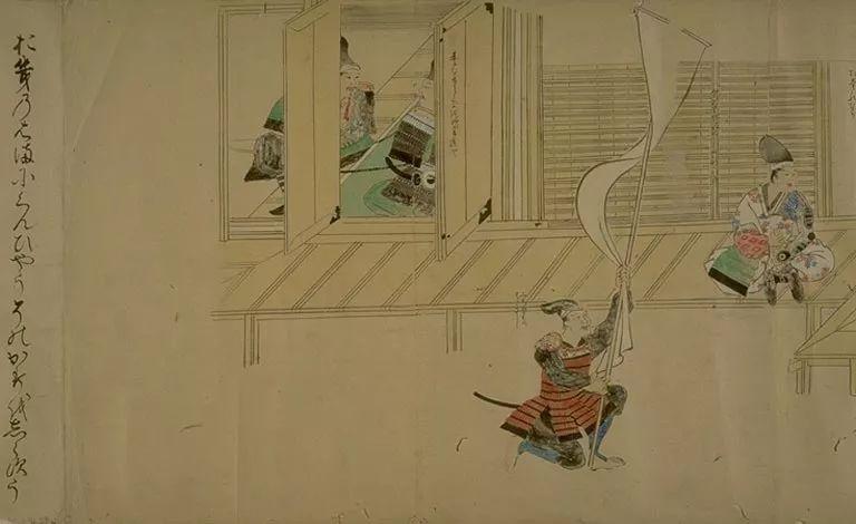 日本传世名画《蒙古袭来绘词》 第51张 日本传世名画《蒙古袭来绘词》 蒙古文化
