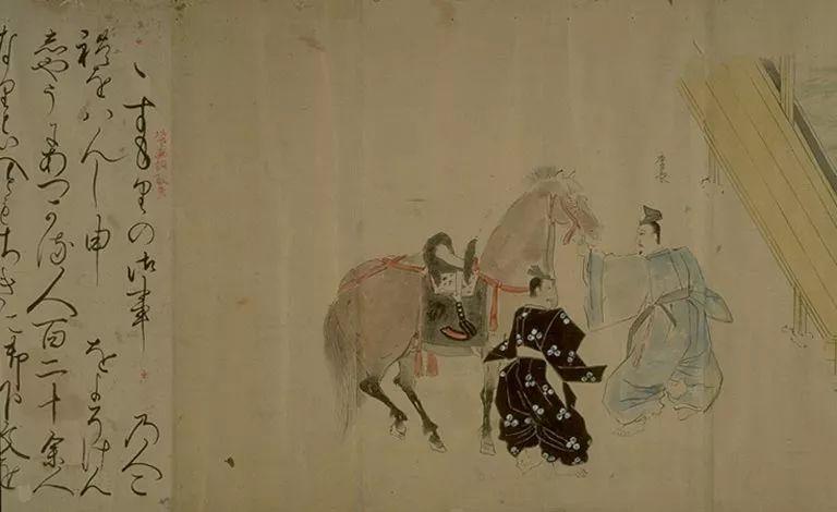 日本传世名画《蒙古袭来绘词》 第52张 日本传世名画《蒙古袭来绘词》 蒙古文化