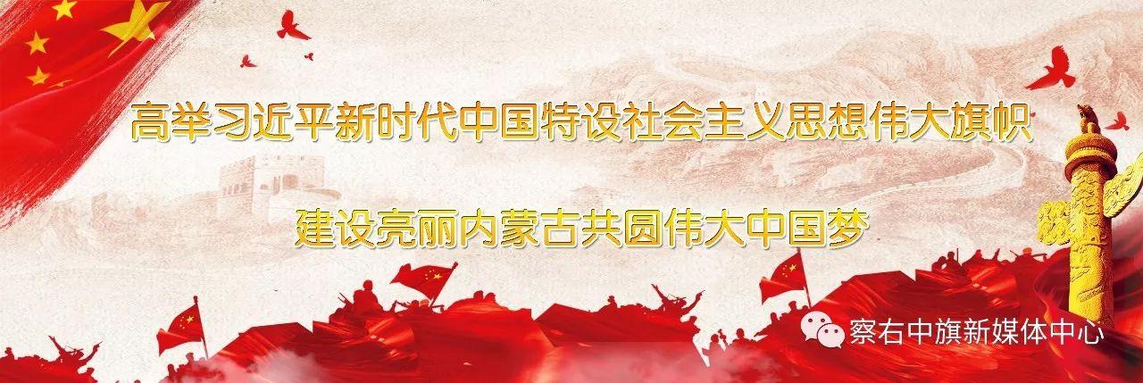学习宣传贯彻党的十九大精神宣传标语(附蒙文)