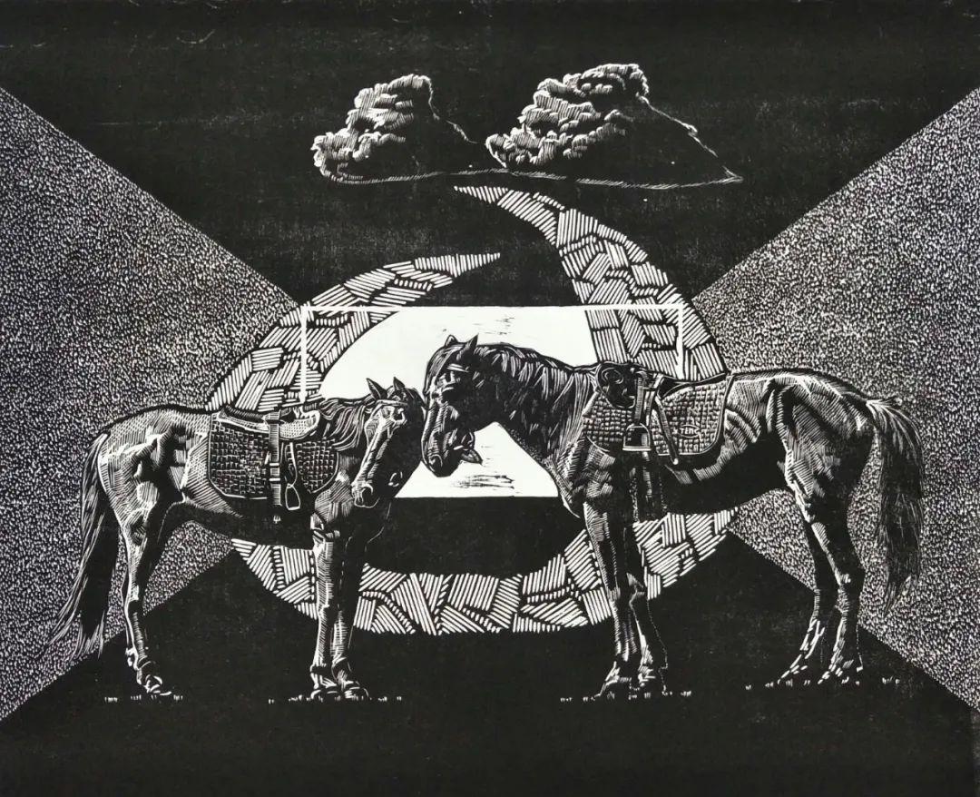 齐达拉图与版画 第8张 齐达拉图与版画 蒙古画廊