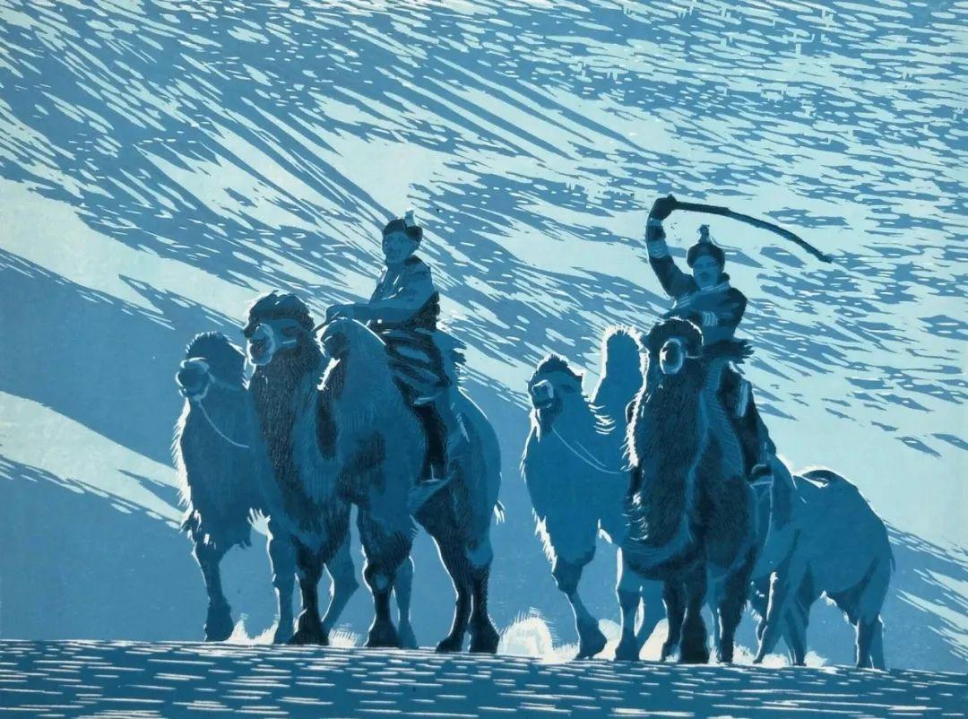 齐达拉图与版画 第7张 齐达拉图与版画 蒙古画廊