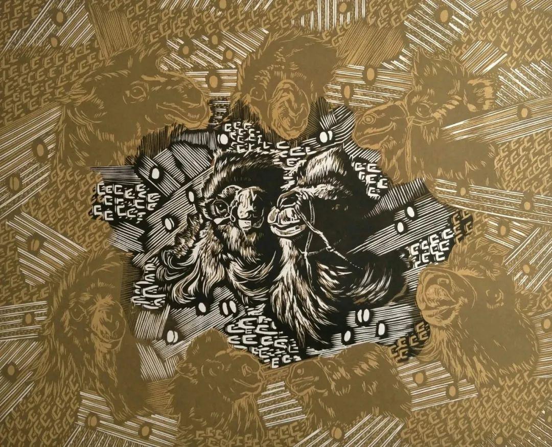 齐达拉图与版画 第13张 齐达拉图与版画 蒙古画廊