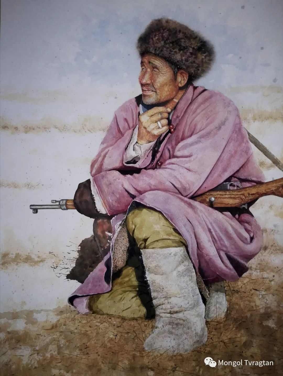 ᠣᠷᠠᠨ ᠵᠢᠷᠣᠭ-Лхагвасүрэн 第6张 ᠣᠷᠠᠨ ᠵᠢᠷᠣᠭ-Лхагвасүрэн 蒙古画廊