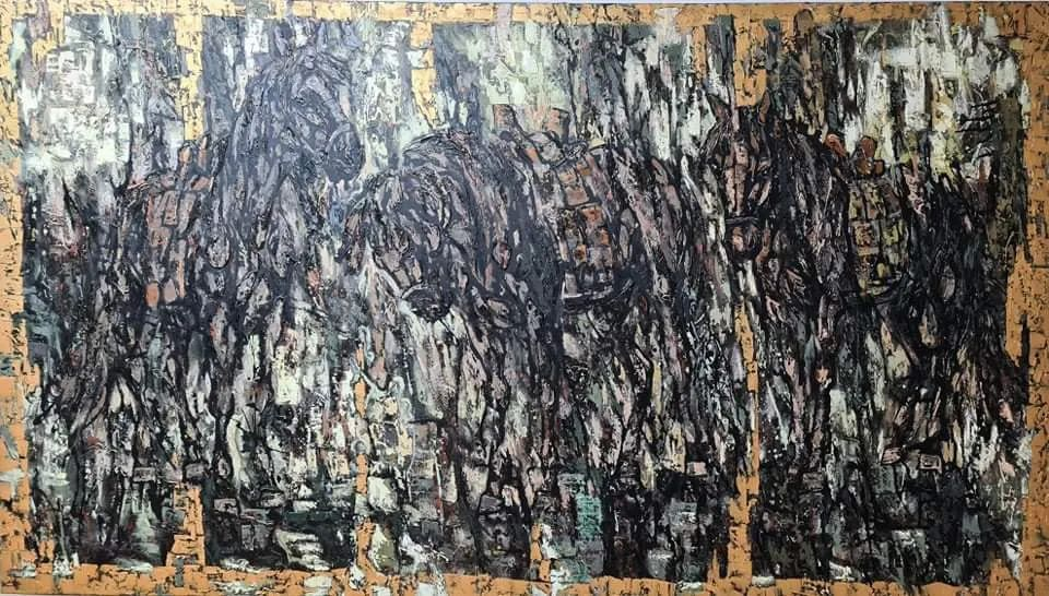 ᠣᠷᠠᠨ ᠵᠢᠷᠣᠭ-Бат-Өлзий 第10张 ᠣᠷᠠᠨ ᠵᠢᠷᠣᠭ-Бат-Өлзий 蒙古画廊
