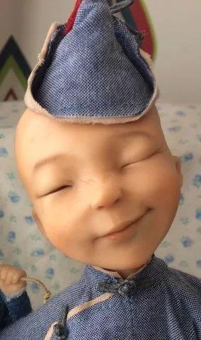 布里亚特美女制作的蒙古布娃娃,太可爱了! 第9张 布里亚特美女制作的蒙古布娃娃,太可爱了! 蒙古工艺