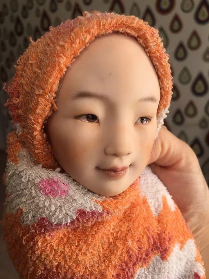 布里亚特美女制作的蒙古布娃娃,太可爱了! 第12张 布里亚特美女制作的蒙古布娃娃,太可爱了! 蒙古工艺