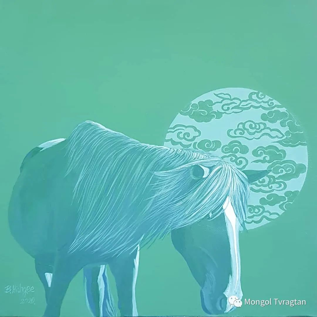 ᠤᠷᠠᠨ ᠵᠢᠷᠤᠭ- ᠪ᠂ ᠬᠡᠰᠢᠭᠰᠦ᠋ᠷᠦᠩ 第2张 ᠤᠷᠠᠨ ᠵᠢᠷᠤᠭ- ᠪ᠂ ᠬᠡᠰᠢᠭᠰᠦ᠋ᠷᠦᠩ 蒙古画廊